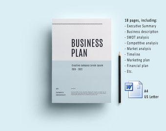 Business plan etsy business plan template word how to write a business plan start your own business template how to write a business plan for investors friedricerecipe Images