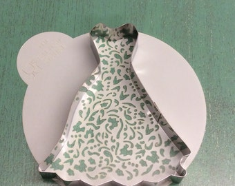 Dress Cookie Cutter/Multi-Size/Dishwasher Safe Available