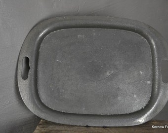 James Dixon & Sons Pewter Serving Tray
