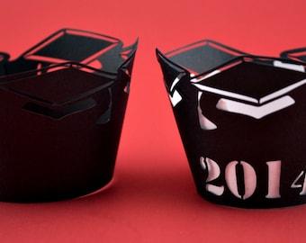 2017 Graduation Cupcake Wrappers (12)