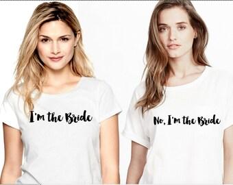 Lesbian Brides tshirt Lesbian Couples tshirt  Lez Brides Gay Couple shirt Lesbian Tshirt Gay tshirt Gay Pride Tshirt Two Moms tshirt Gay OK