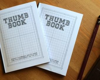 3 Thumb Books