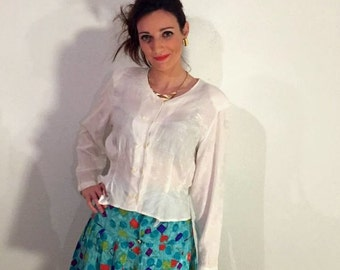 White shirt Les Chemises Made in Italy