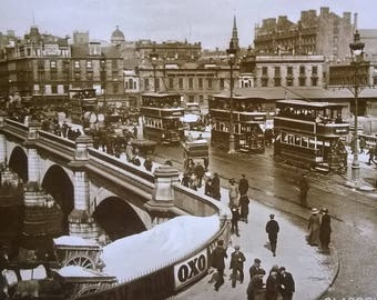 Photograph of  Glasgow Bridge
