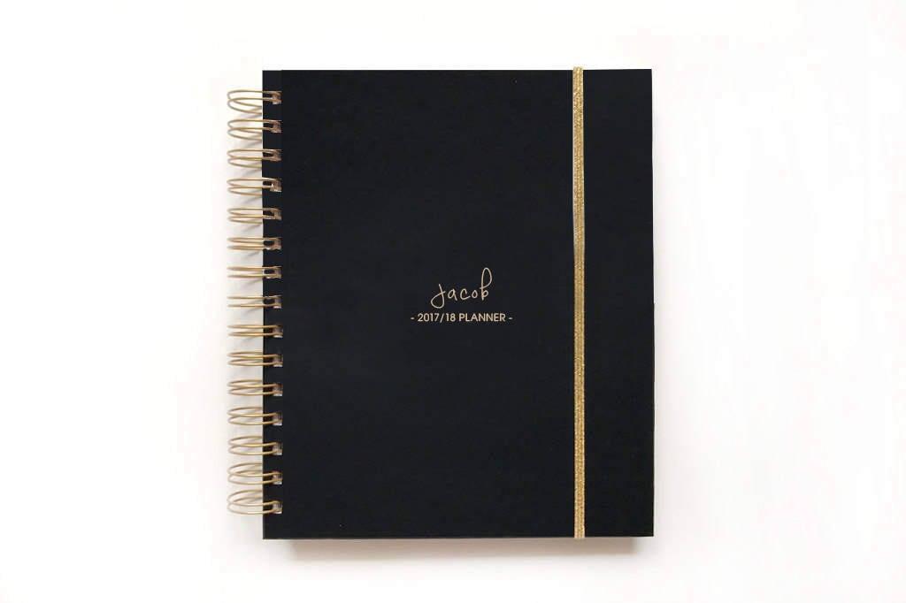 Planner Personalized Planner Custom Planner - Custom daily planner
