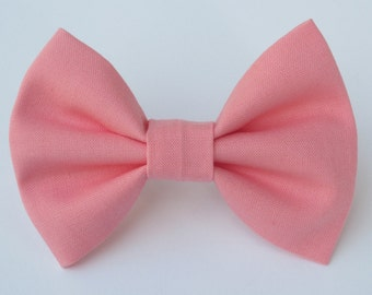 Pink Sherbet Bow Tie