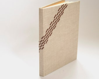 Hardcover Guest Book Sign In - Modern Guest Book Ideas - Blank Guestbook For Graduation - Writing Journal - One Of A Kind Blank Notebook