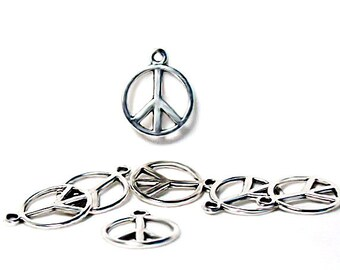 Universal Peace- charm or pendant