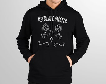 Keyblade Master alt. version (Kingdom Hearts) hoodie h1LdEoe7C