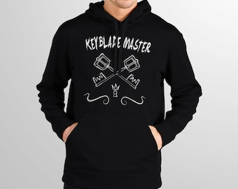 Keyblade Master alt. version (Kingdom Hearts) hoodie