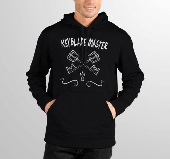 Keyblade Master alt. version (Kingdom Hearts) hoodie SRqwbau1YI