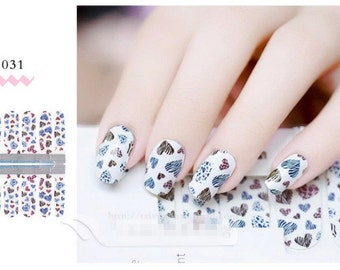 Chic Style Nail Sticker - Decal