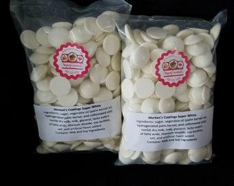 Mercken's Super White Candy Coating