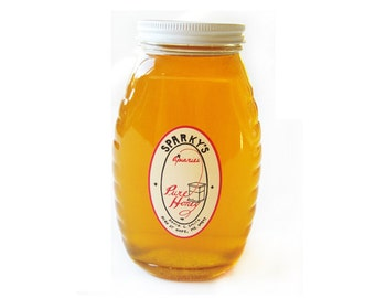 2 lbs Pure Wildflower Honey