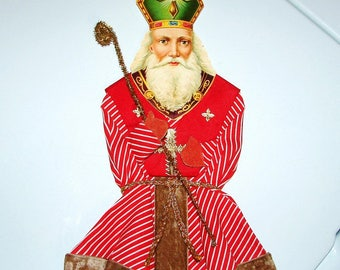 St.Nicholas Christmas Decoration Victorian