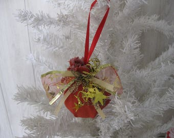 fabric hanging decoration ornament