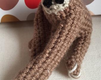 Baby sloth - mocha