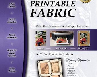Premium Printable Fabric 5
