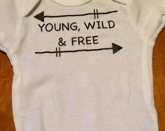 Young wild free