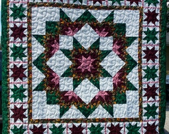 Broken Star King Sized Quilt