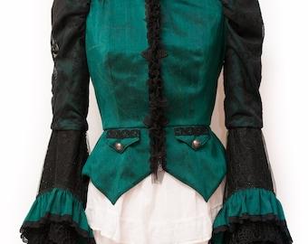 Vanessa Ives Gothic Ladies Tailcoat
