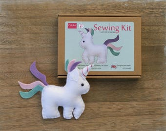 Unicorn Sewing Kit