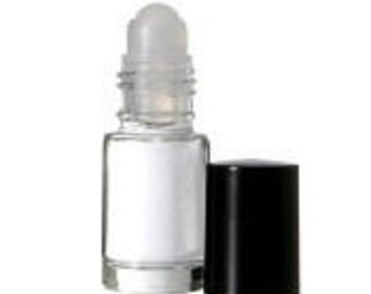 Jasmine Vanilla - Perfume Fragrance Oil - 5 ml Bottle - Buy 2 get 1 Free