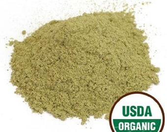 Olive Leaf POWDER, Organic 1 oz
