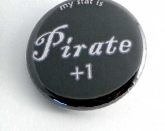Pirate plus 1 Button
