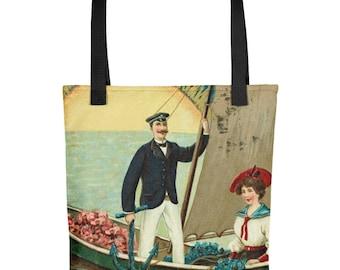 Sail Away - Tote Bag