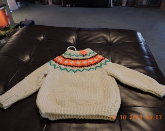 2T pullover sweater