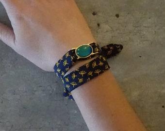 Bracelet - Mood ring stone