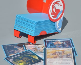 Magic Library Card Holder (Compatible with Magic the Gathering Cards)
