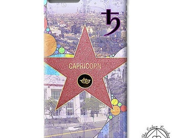 CAPRICORN - December 22 / January 19 - Los Angeles Astro theme