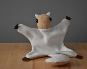 Flying Squirrel Stuffed Animal