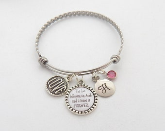 Gifts for Nieces, Love between an Aunt and a Niece, Niece GIFT, Niece Bracelet, Gifts from Aunt, Aunt gift, Aunt bracelet, Gifts for Aunts