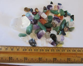Imagine..Today is BLACK FRIDAY Sale,  COLLECTION #1 for 1.71  of Polished Quartz pieces  as pictured as One Lot