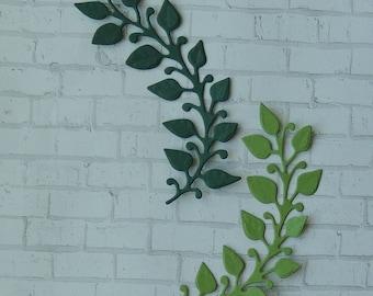 Leaf Style # 14 Die Cuts