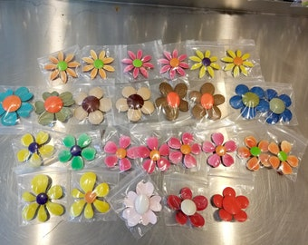 HUGE collection of brooches for sale - tell me which ones you are interested in to get a quote.