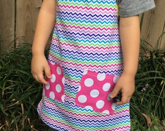 Kid's Aprons//child apron//tiny chef apron