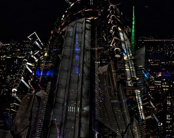 Empire State Building New York Photographic Art