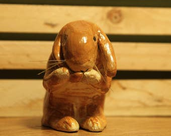 Chestnut the Bunny