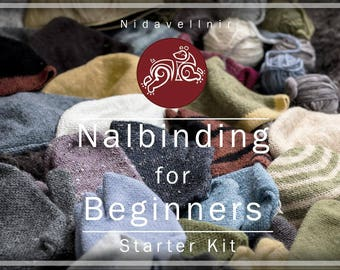 Nalbinding for Beginners: Starter Kit.