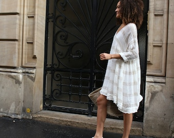Merci Linen Dress