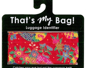 That's My Bag - Red Fan 2