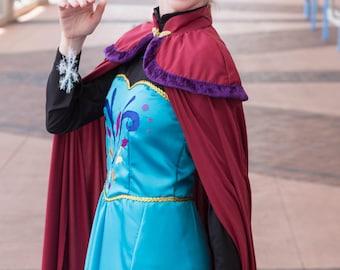 Women's Elsa Coronation Dress Custom Made