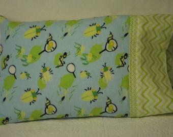 Beattle Flannel Pillow Case