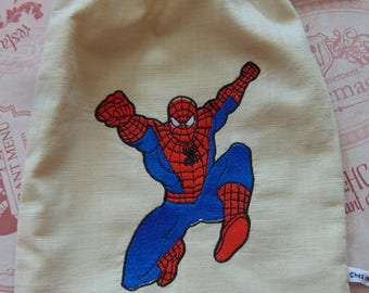 Pouch, bag snack Spiderman