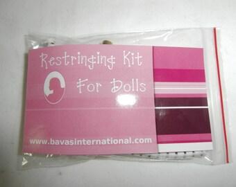 Restringing Repair Kit for American Girl Dolls