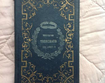 1800s French books